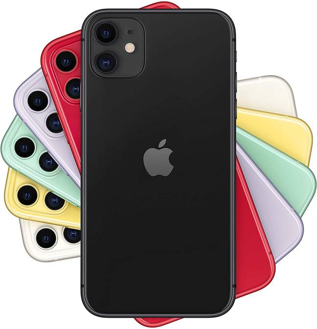 Save £130 on this iPhone 11.