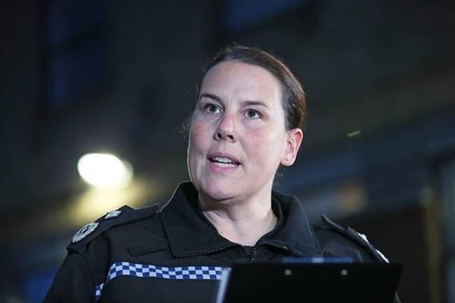 Deputy Chief Constable Pippa Mills. Credit: PA