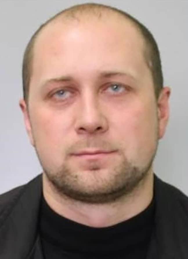 Konstantin Kudryavtsev. Credit: Passport file/Bellingcat