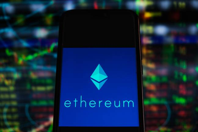 The price of Ethereum could rise higher still. Credit: PA