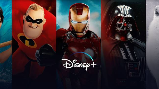Disney Plus Launches On 24th March. Credit: Disney+