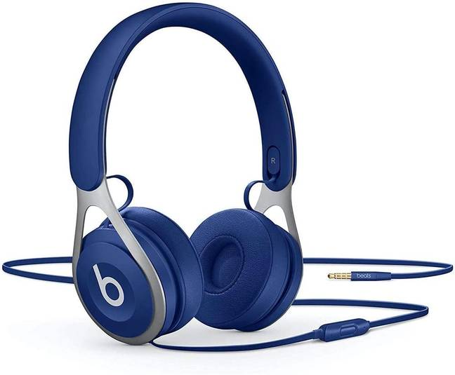 Save 44% on these Beats Ep Wired On-Ear Headphones