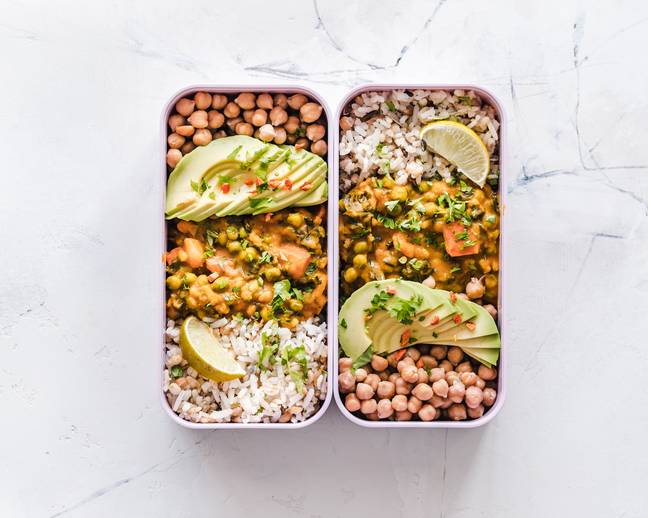 Reckon you could ditch the meat and go plant-based for three months? Credit: Pexels/Ella Olsson