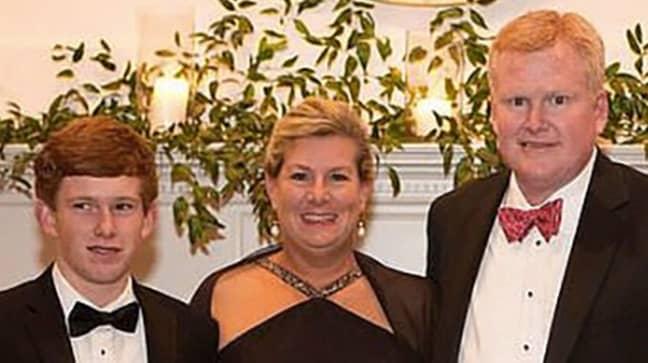 Paul, Margaret and Alex. Credit: Facebook