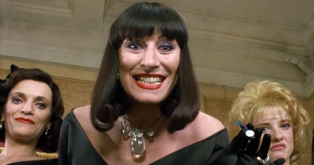 Anjelica Huston starred in the 1990 original. Credit: Warner Bros.