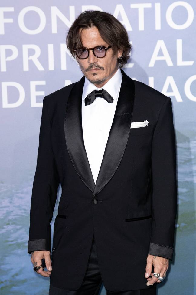 Depp was asked to step down from the upcoming Fantastic Beasts film. Credit: PA