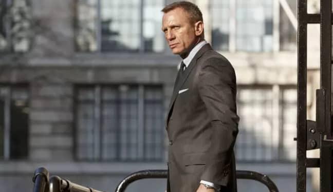 Daniel Craig will return as the secret agent. Credit: Columbia Pictures