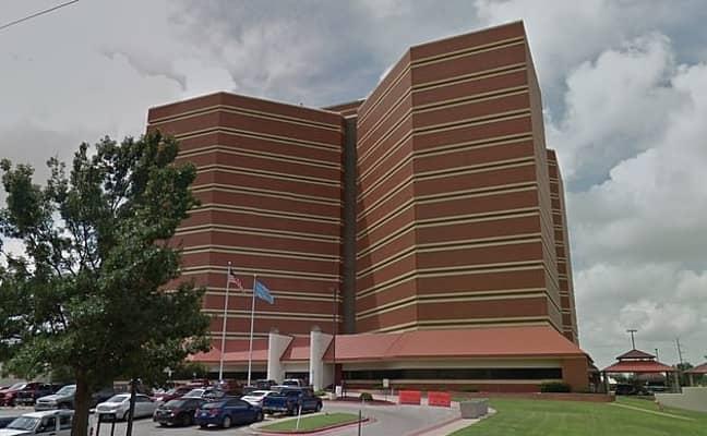 Oklahoma County Jail. Credit: Google Maps