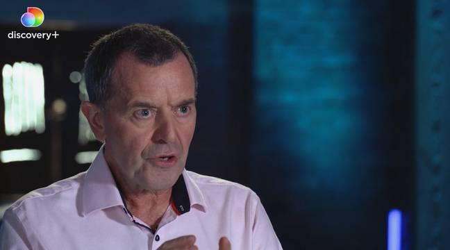 Body language expert Dr Cliff Lansley. Credit: discovery+