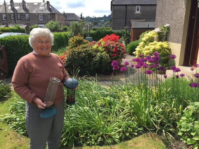 Dot celebrated her 89th birthday yesterday. Credit: LADbible
