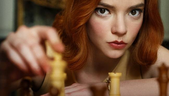 The Queen's Gambit. (Credit: Netflix)