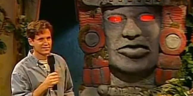 Remember Kirk and Olmec? Credit: Nickleodeon