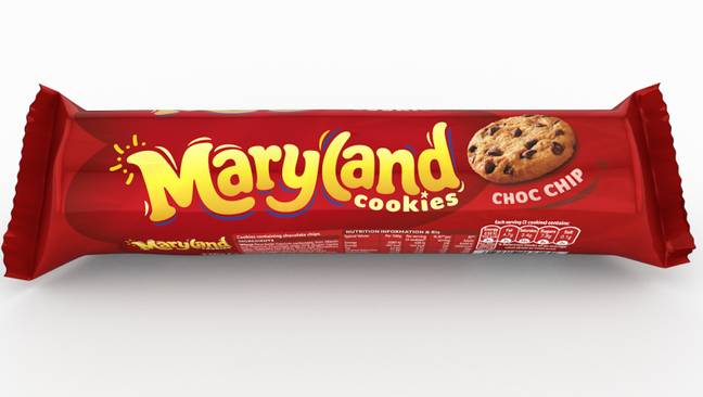 Credit: Maryland Cookies