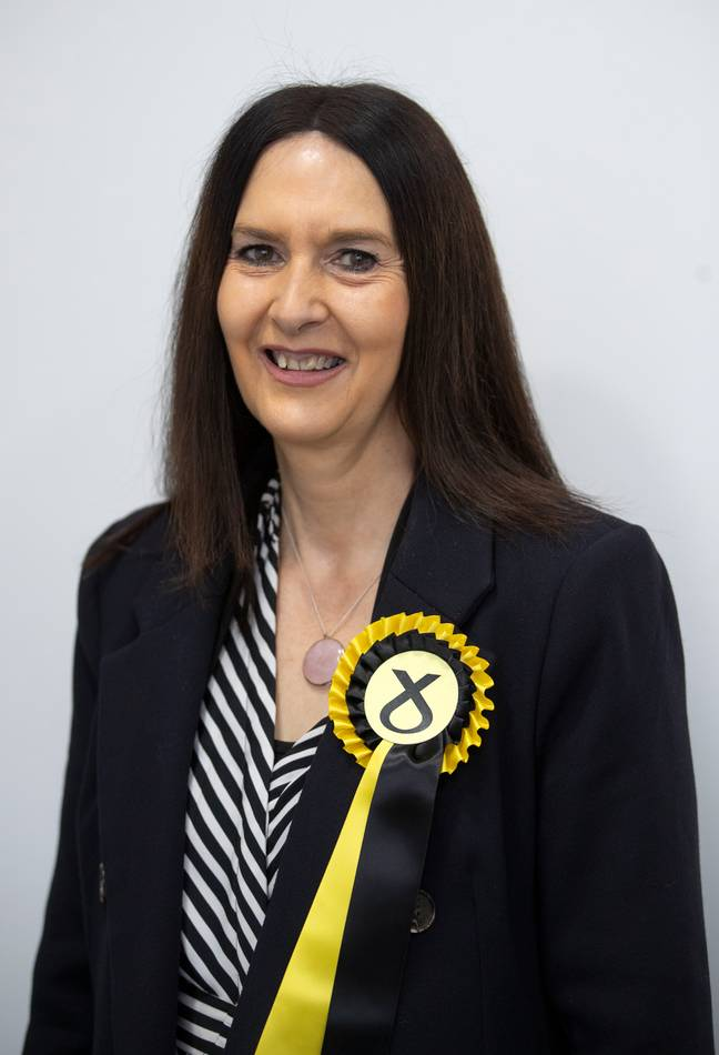 Ferrier is the MP for Rutherglen and Hamilton West. Credit: PA