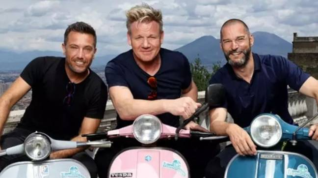 The trio will be going round America this time. Credit: ITV