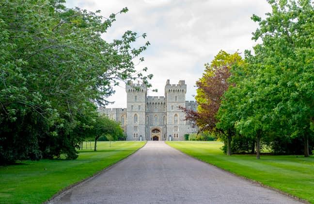 Fancy cleaning Windsor Castle? Credit: PA
