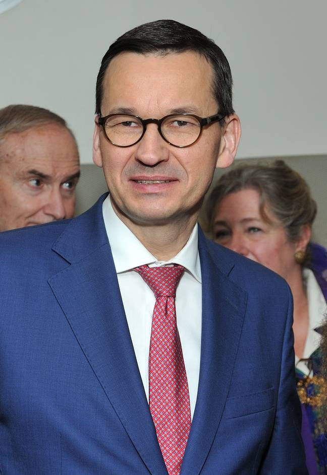 The Polish prime minister has demanded Netflix correct the mistake. Credit: PA