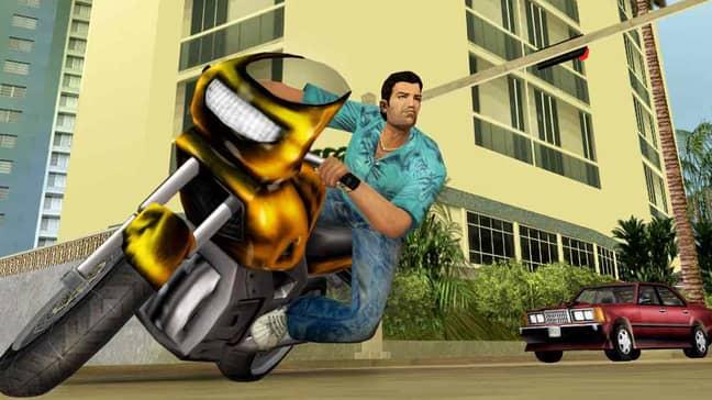 GTA Vice City / Credit: Rockstar