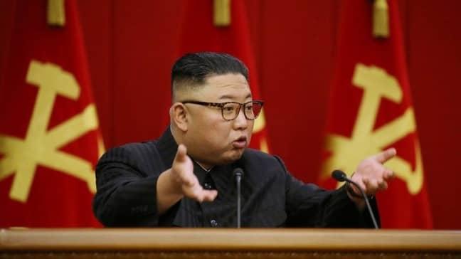 Kim Jong-un in June of this year. Credit: KCNA