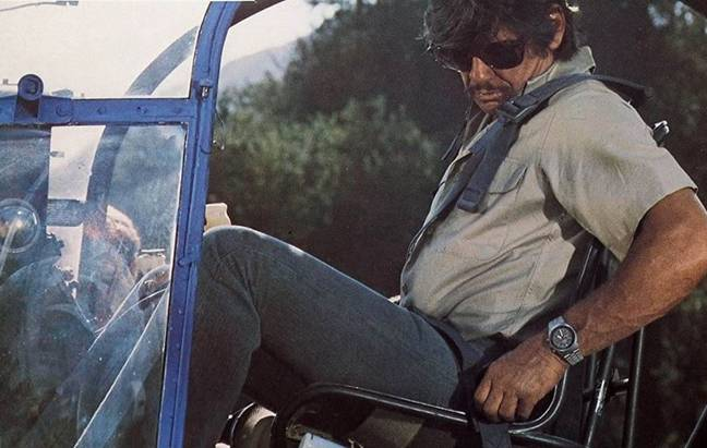 Charles Bronson starred in a 1975 movie based on the daring escape. Credit: Columbia Pictures