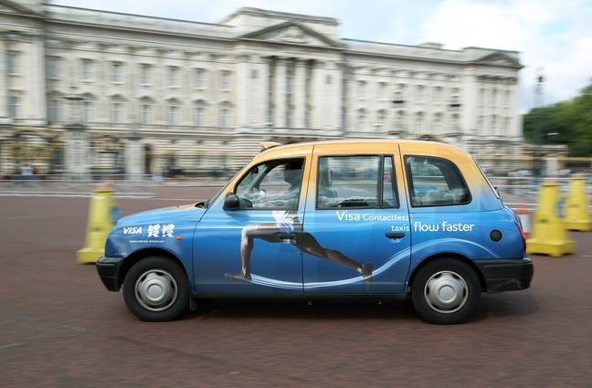 You Can Now Go Speed Dating In A Taxi Around London. Credit: PA