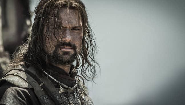 Danila Kozlovsky of Vikings fame. Credit: HBO