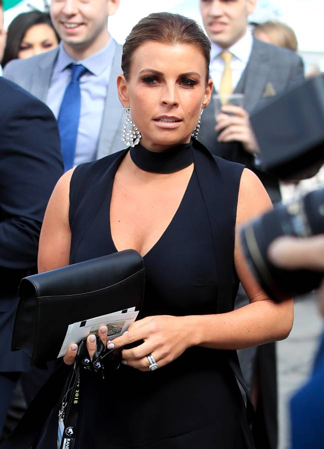 Coleen Rooney in 2018. Credit: PA