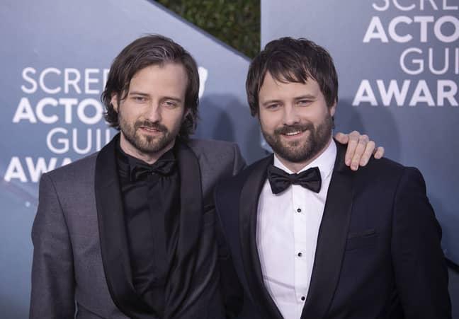 Matt and Ross Duffer. Credit: PA