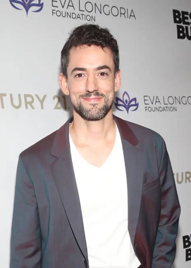 Luis Gerardo Méndez will star in the new series. Credit: PA