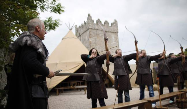 What about a spot of archery? Credit: StagWeb