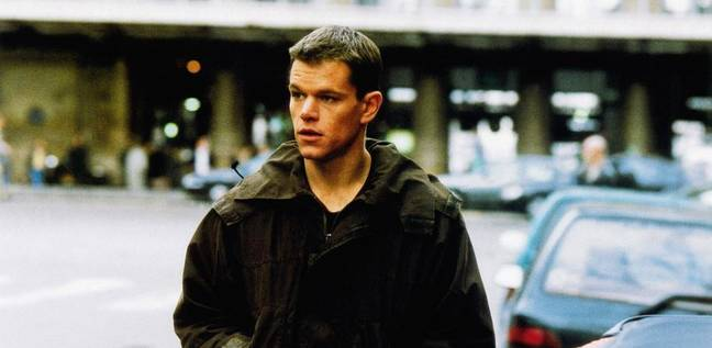 Dawn was hoping to show her son the Jason Bourne movies. Credit: Universal Pictures