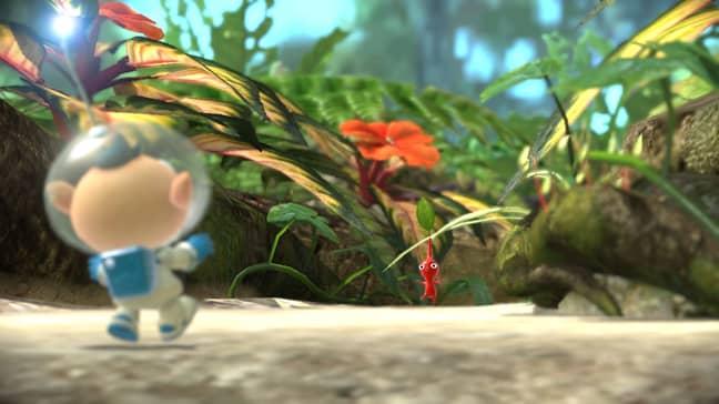 Pikmin 3 Deluxe / Credit: Nintendo