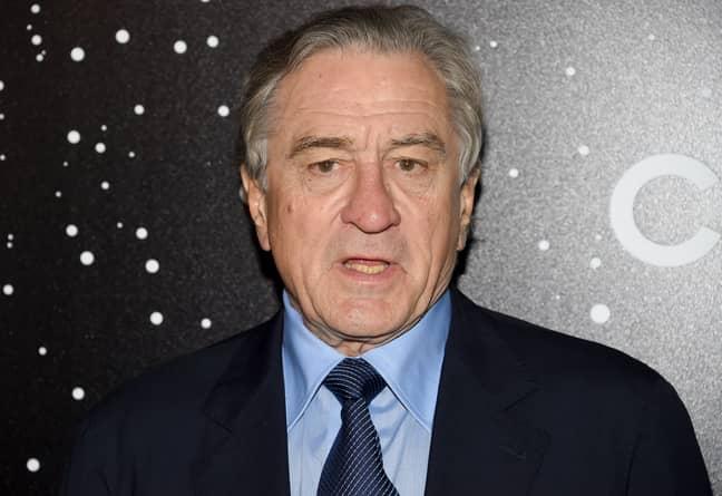 Robert De Niro. Credit: PA