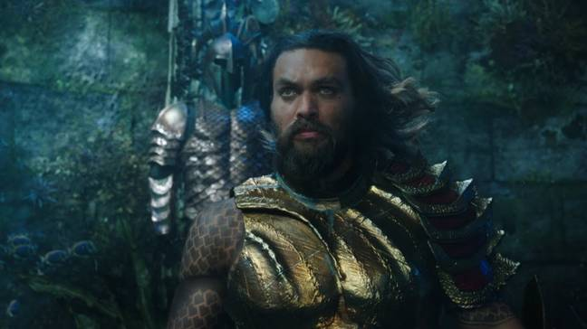 Aquaman Is DC's Biggest Hit Movie Since The Dark Knight Rises. Credit: Warner Bros. Pictures/DC Entertainment