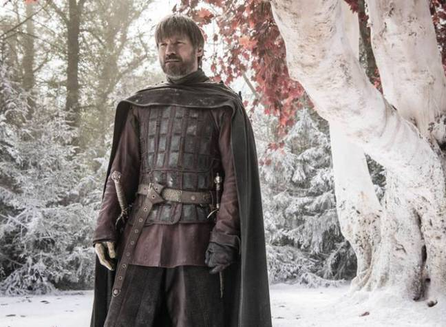 Waldau thanked fans for their support over the past eight years. Credit: HBO