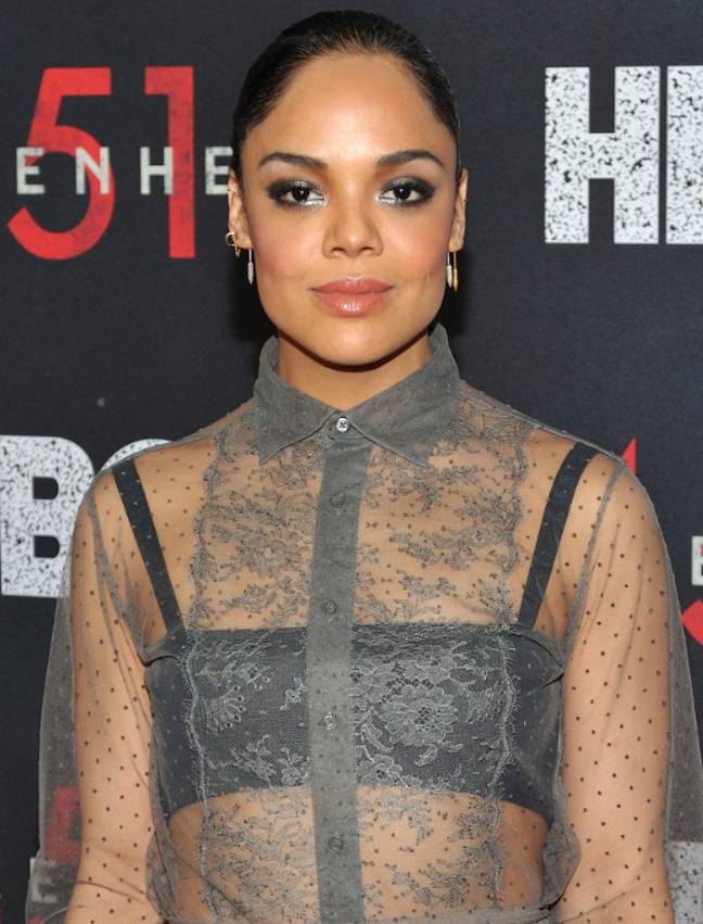 Tessa Thompson. Credit: PA