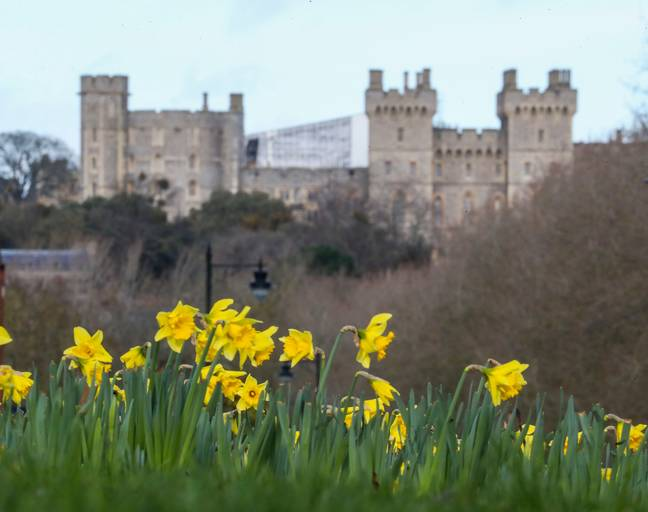 Could Windsor Castle be your new place of work? Credit: PA