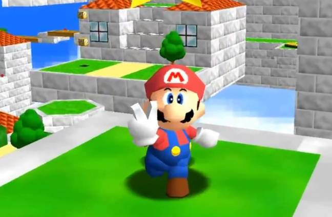 Nintendo announced earlier today that Super Mario 64 is making a return. Credit: Nintendo