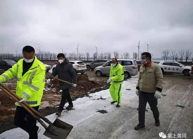 Credit: Huanggang Government