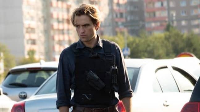Robert Pattinson in Tenet. Credit: Warner Bros