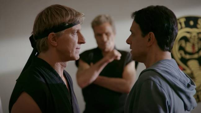 Cobra Kai Season 3 Release Date Brought Forward To January 1st. Credit: Netflix