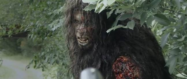 Countless films have been made about the fabled creature. Credit: Dark Sky Films