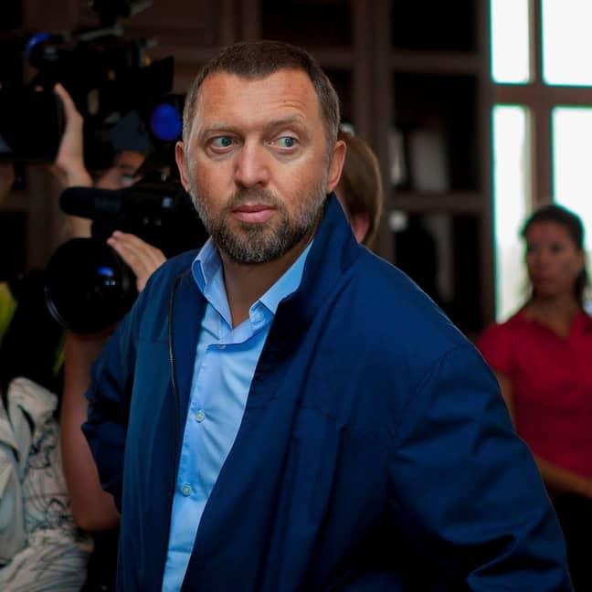 Oleg Deripaska. Credit: East2West News