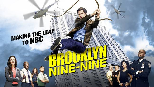 Brooklyn Nine Nine will be making the move from Fox to NBC. Credit: NBC