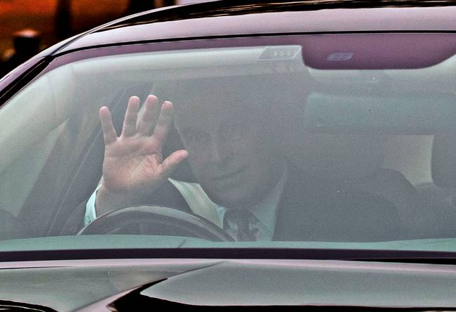 Prince Andrew. Credit: PA