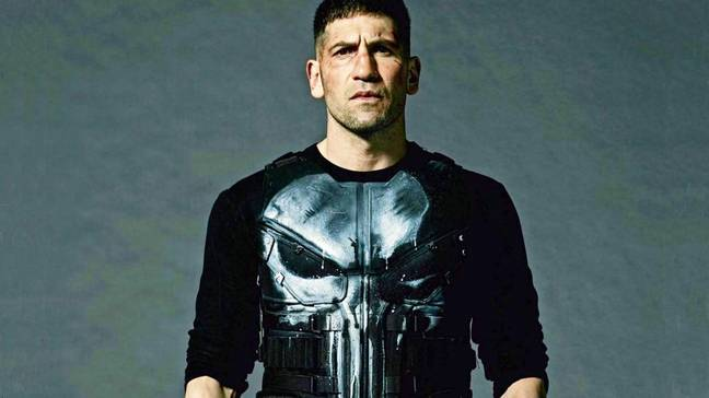 'Punisher' is coming back for a second season, next month. Credit: Netflix