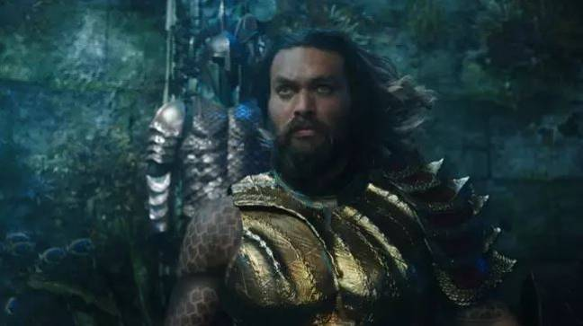 The live action adaptation starred Jason Momoa as Aquaman. Credit: Warner Bros. Pictures/DC Entertainment