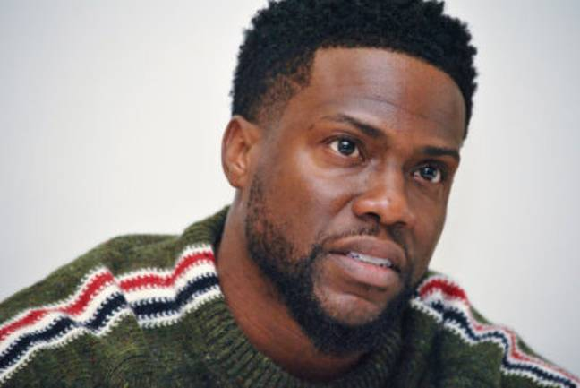 Kevin Hart Steps Down As Oscars Host Following Homophobic Tweets Controversy. Credit: PA