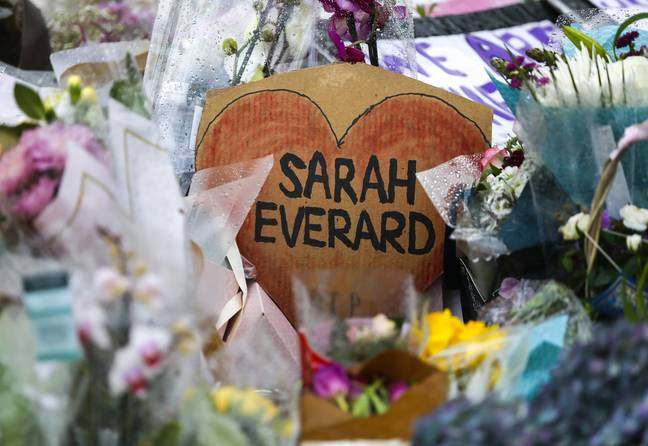 Sarah Everard's death has led to a public outcry, with people demanding better protection of women. Credit: PA