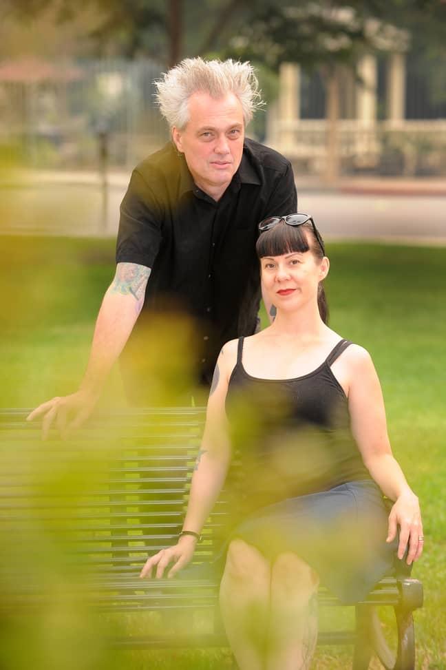 Dan and Rhiannon set up Anatomik Media almost a decade ago. Credit: LADbible